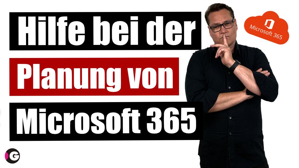 Microsoft 365: Wir helfen Dir bei der Planung und Einrichtung!