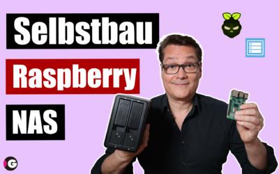 Raspberry Pi NAS – Einfach mit dietPi & openmediavault